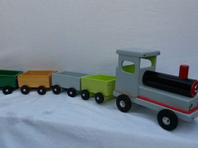 feestbordhuren_stoomtrein met wagons