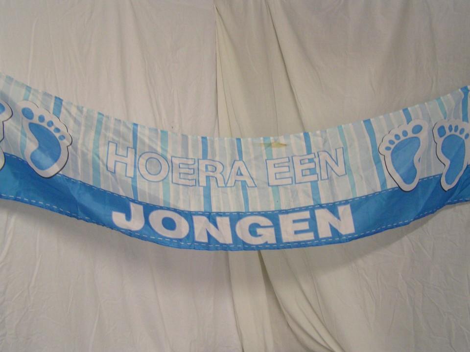feestbordhuren_hoera vlag