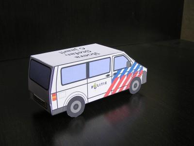 feestbordhuren_politie auto